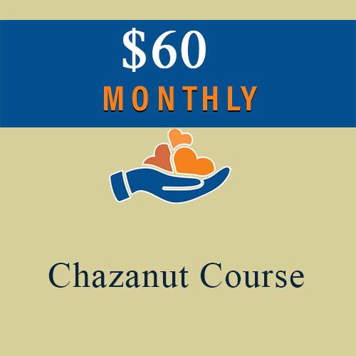 chazanut